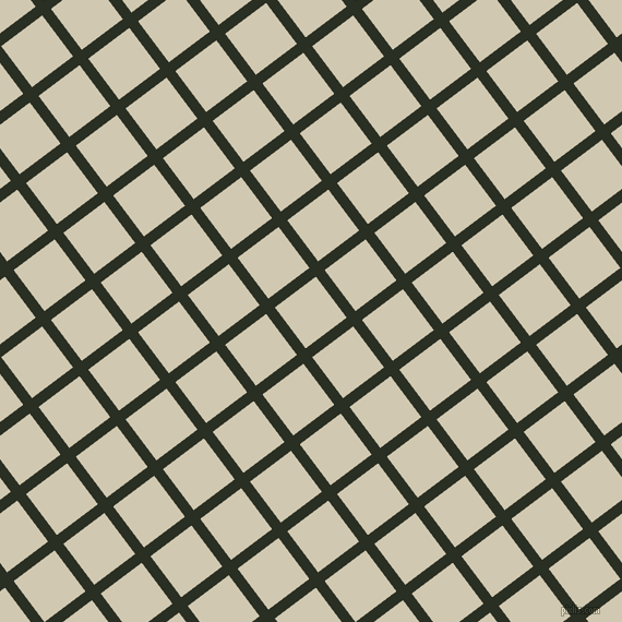 37/127 degree angle diagonal checkered chequered lines, 10 pixel line width, 47 pixel square size, Pine Tree and Parchment plaid checkered seamless tileable