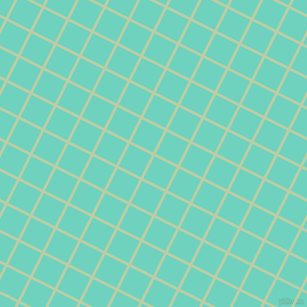 63/153 degree angle diagonal checkered chequered lines, 4 pixel lines width, 36 pixel square size, Pixie Green and Downy plaid checkered seamless tileable