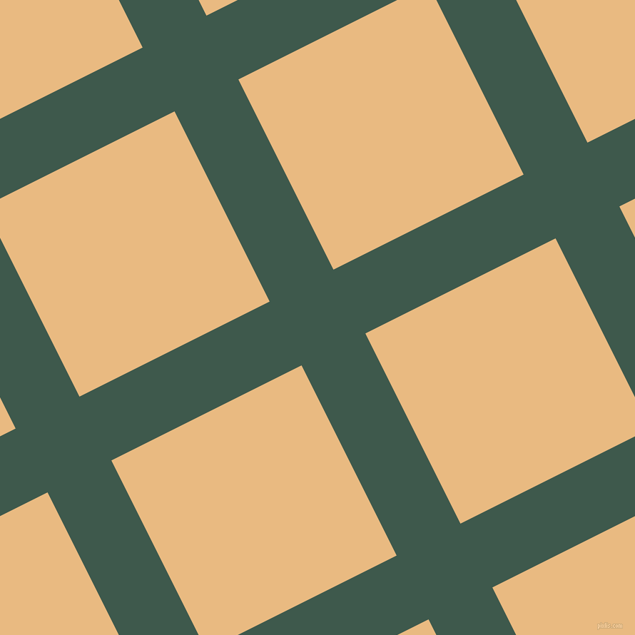 27/117 degree angle diagonal checkered chequered lines, 100 pixel lines width, 298 pixel square size, Plantation and Corvette plaid checkered seamless tileable