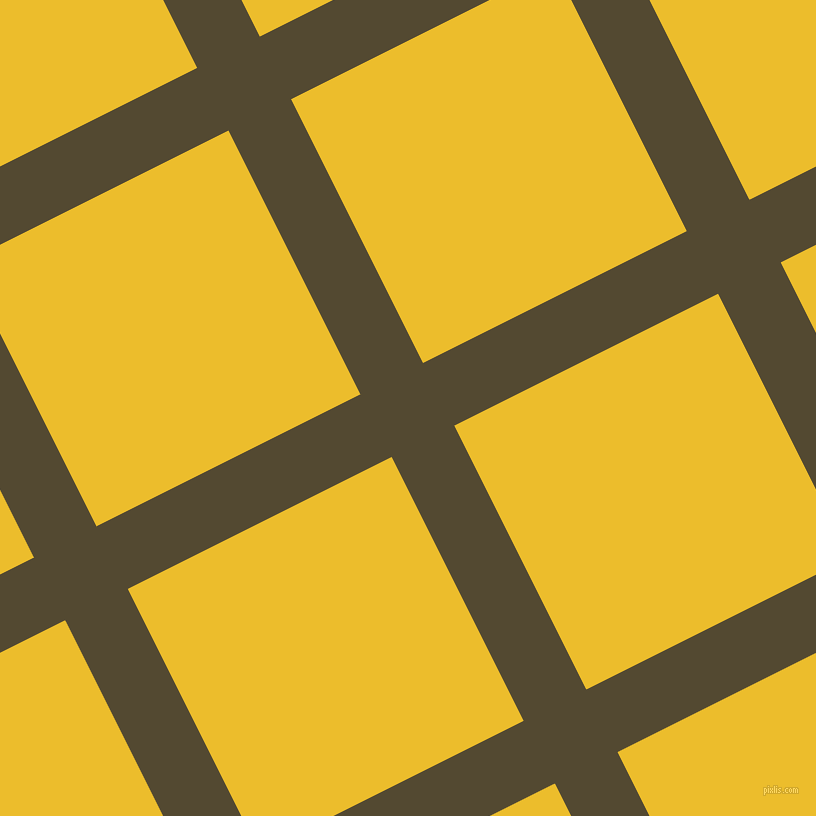 27/117 degree angle diagonal checkered chequered lines, 70 pixel lines width, 295 pixel square sizePunga and Bright Sun plaid checkered seamless tileable