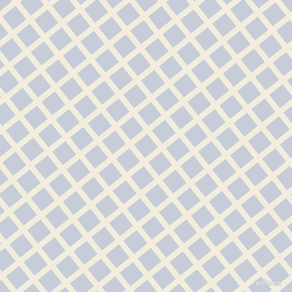 39/129 degree angle diagonal checkered chequered lines, 8 pixel line width, 24 pixel square size, Quarter Pearl Lusta and Link Water plaid checkered seamless tileable
