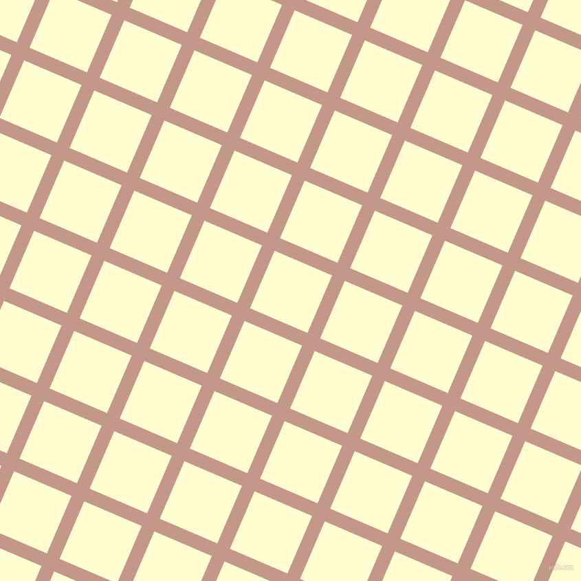 67/157 degree angle diagonal checkered chequered lines, 20 pixel lines width, 91 pixel square size, Quicksand and Cream plaid checkered seamless tileable