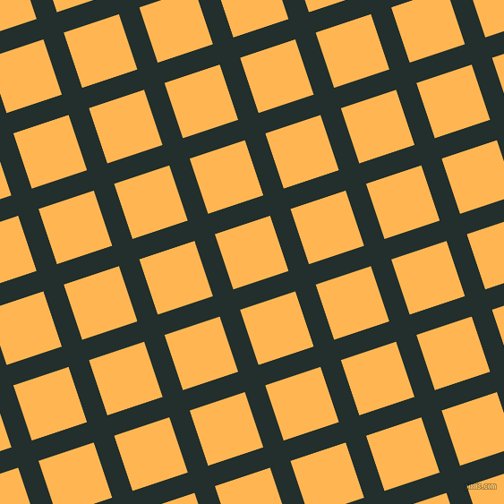 18/108 degree angle diagonal checkered chequered lines, 24 pixel lines width, 65 pixel square sizeRacing Green and Koromiko plaid checkered seamless tileable