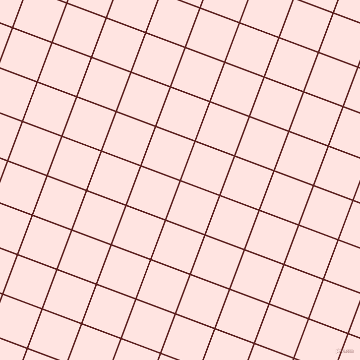 69/159 degree angle diagonal checkered chequered lines, 3 pixel line width, 82 pixel square size, Red Oxide and Misty Rose plaid checkered seamless tileable