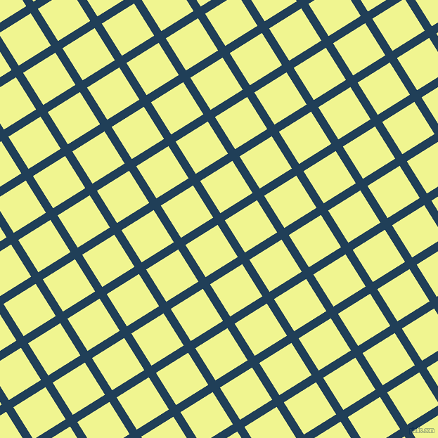 32/122 degree angle diagonal checkered chequered lines, 12 pixel line width, 54 pixel square size, Regal Blue and Tidal plaid checkered seamless tileable