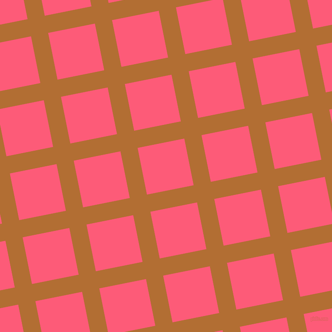 11/101 degree angle diagonal checkered chequered lines, 36 pixel lines width, 98 pixel square size, Reno Sand and Wild Watermelon plaid checkered seamless tileable