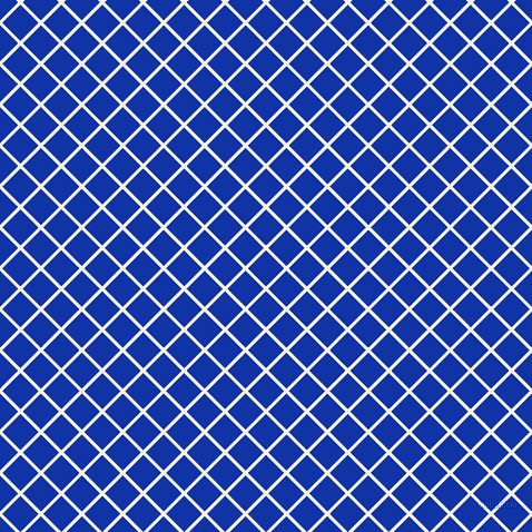 45/135 degree angle diagonal checkered chequered lines, 3 pixel line width, 23 pixel square sizeRomance and Egyptian Blue plaid checkered seamless tileable
