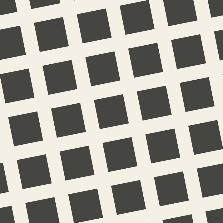 11/101 degree angle diagonal checkered chequered lines, 45 pixel lines width, 95 pixel square size, Romance and Tuatara plaid checkered seamless tileable
