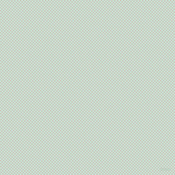 48/138 degree angle diagonal checkered chequered lines, 1 pixel lines width, 6 pixel square size, Rose and Mint Tulip plaid checkered seamless tileable