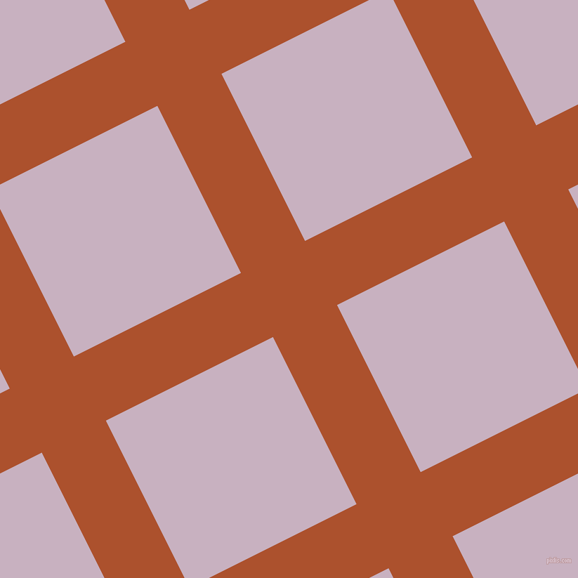 27/117 degree angle diagonal checkered chequered lines, 102 pixel lines width, 266 pixel square size, Rose Of Sharon and Maverick plaid checkered seamless tileable