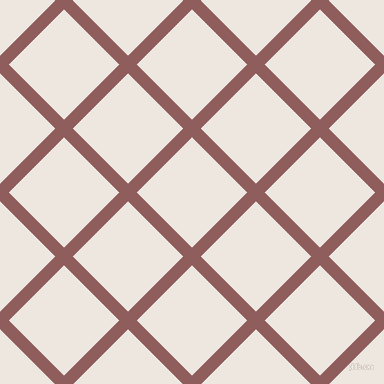 45/135 degree angle diagonal checkered chequered lines, 18 pixel line width, 113 pixel square sizeRose Taupe and Desert Storm plaid checkered seamless tileable