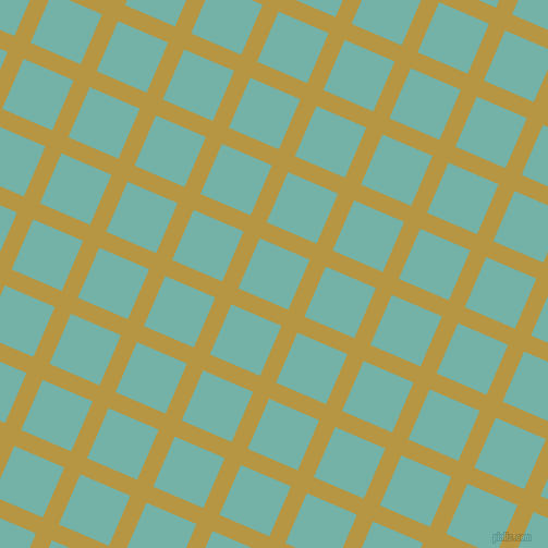 67/157 degree angle diagonal checkered chequered lines, 16 pixel lines width, 50 pixel square size, Roti and Gulf Stream plaid checkered seamless tileable