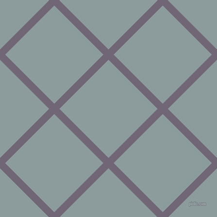 45/135 degree angle diagonal checkered chequered lines, 15 pixel line width, 143 pixel square size, Rum and Submarine plaid checkered seamless tileable