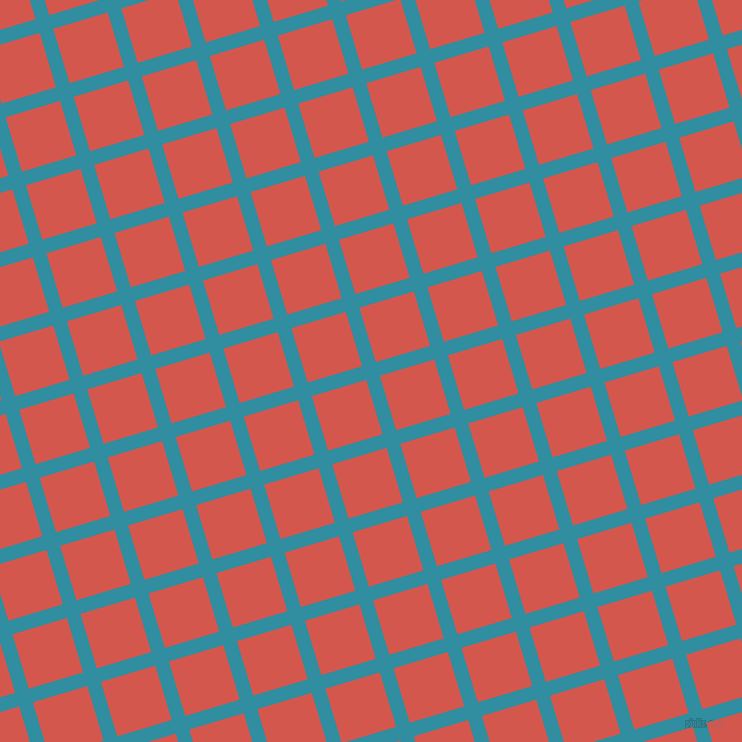 17/107 degree angle diagonal checkered chequered lines, 13 pixel line width, 52 pixel square size, Scooter and Valencia plaid checkered seamless tileable