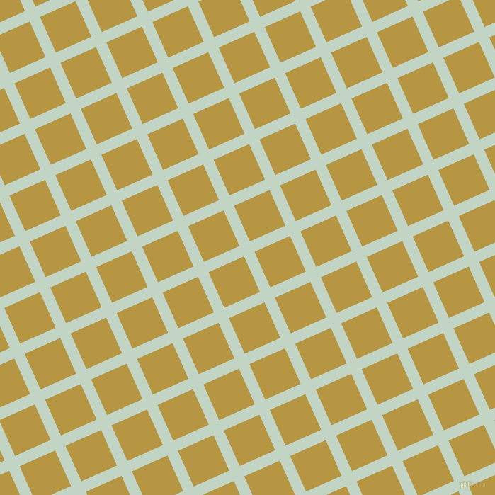 24/114 degree angle diagonal checkered chequered lines, 16 pixel lines width, 55 pixel square size, Sea Mist and Roti plaid checkered seamless tileable
