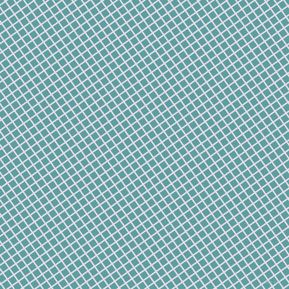 35/125 degree angle diagonal checkered chequered lines, 3 pixel line width, 13 pixel square size, Selago and Cadet Blue plaid checkered seamless tileable