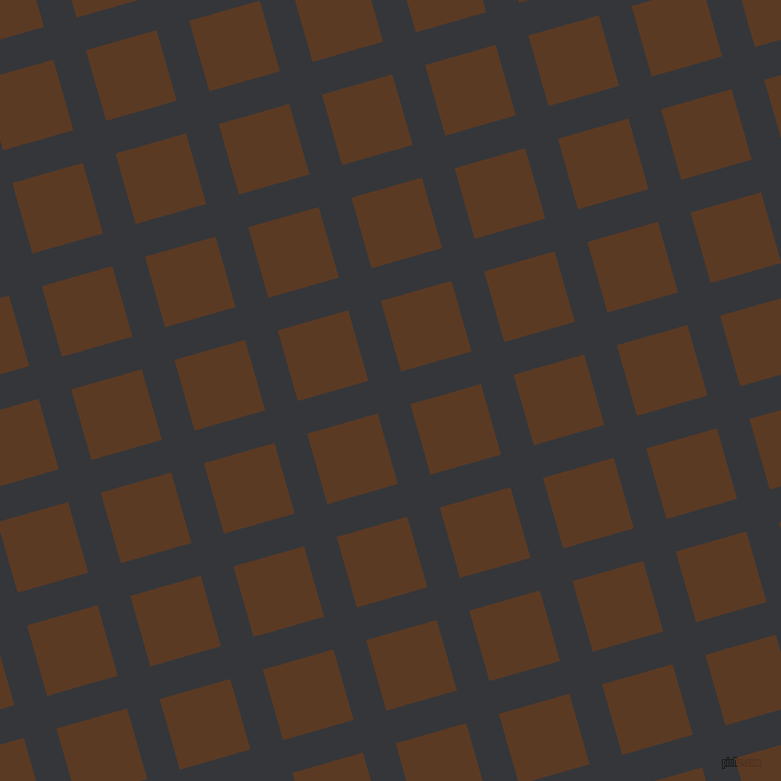 16/106 degree angle diagonal checkered chequered lines, 31 pixel lines width, 67 pixel square size, Shark and Carnaby Tan plaid checkered seamless tileable