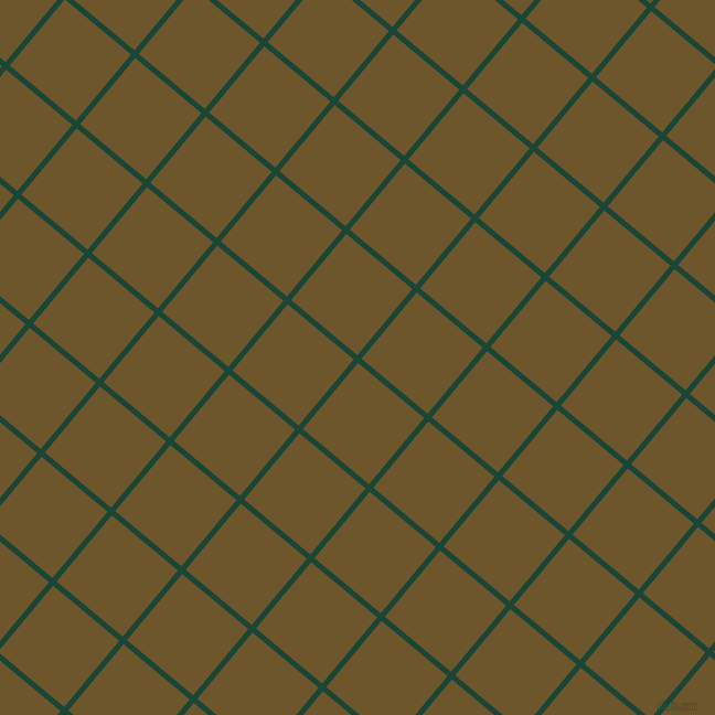 50/140 degree angle diagonal checkered chequered lines, 5 pixel line width, 78 pixel square size, Sherwood Green and Horses Neck plaid checkered seamless tileable