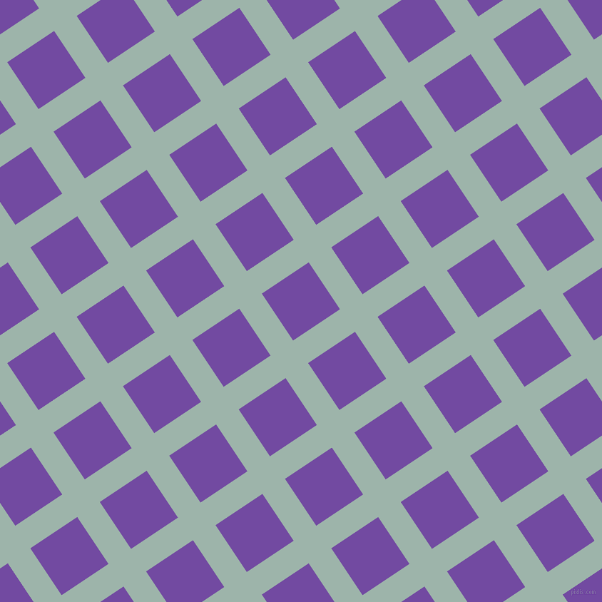 34/124 degree angle diagonal checkered chequered lines, 38 pixel line width, 79 pixel square size, Skeptic and Studio plaid checkered seamless tileable