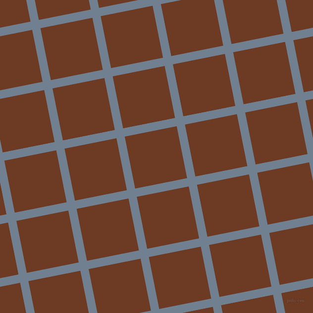 11/101 degree angle diagonal checkered chequered lines, 17 pixel line width, 107 pixel square sizeSlate Grey and New Amber plaid checkered seamless tileable