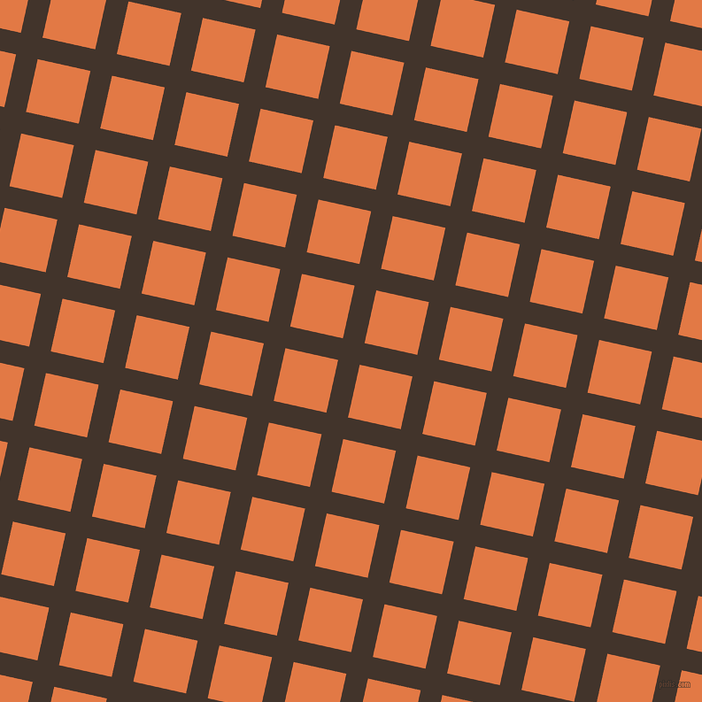 77/167 degree angle diagonal checkered chequered lines, 25 pixel lines width, 61 pixel square size, Slugger and Jaffa plaid checkered seamless tileable