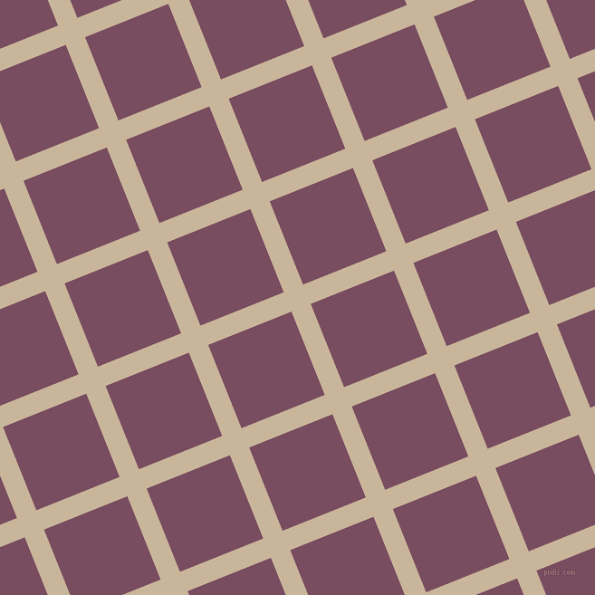 22/112 degree angle diagonal checkered chequered lines, 23 pixel lines width, 99 pixel square size, Sour Dough and Cosmic plaid checkered seamless tileable