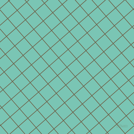 41/131 degree angle diagonal checkered chequered lines, 2 pixel line width, 39 pixel square size, Soya Bean and Monte Carlo plaid checkered seamless tileable