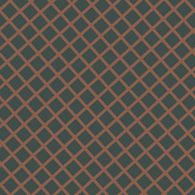42/132 degree angle diagonal checkered chequered lines, 10 pixel line width, 40 pixel square size, Spicy Mix and Corduroy plaid checkered seamless tileable