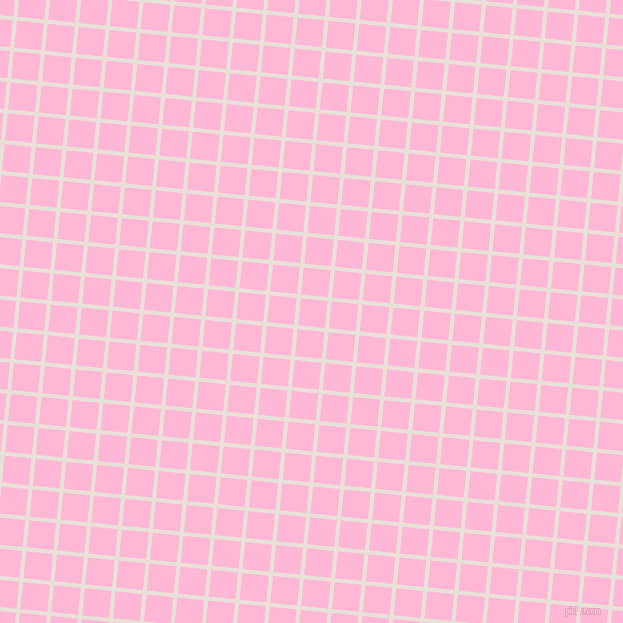 84/174 degree angle diagonal checkered chequered lines, 4 pixel lines width, 27 pixel square size, Spring Wood and Cotton Candy plaid checkered seamless tileable