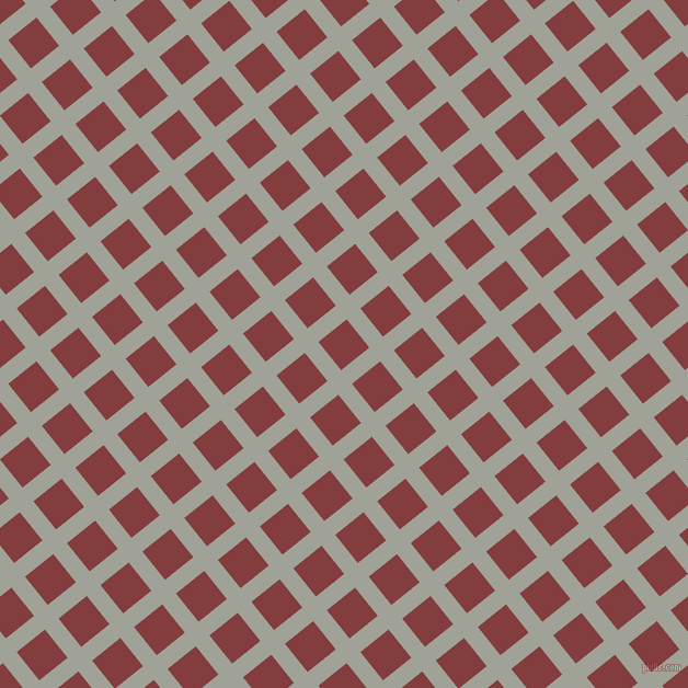 39/129 degree angle diagonal checkered chequered lines, 16 pixel lines width, 33 pixel square size, Star Dust and Stiletto plaid checkered seamless tileable