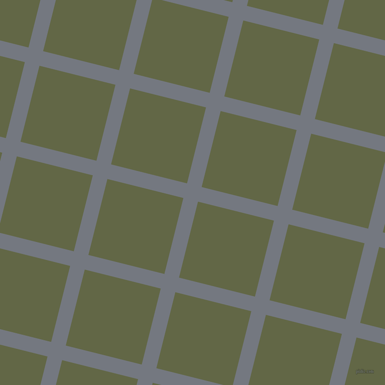 76/166 degree angle diagonal checkered chequered lines, 30 pixel line width, 156 pixel square size, Storm Grey and Woodland plaid checkered seamless tileable