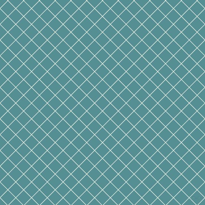 45/135 degree angle diagonal checkered chequered lines, 2 pixel lines width, 37 pixel square size, Swans Down and Half Baked plaid checkered seamless tileable