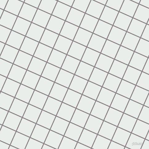 66/156 degree angle diagonal checkered chequered lines, 3 pixel line width, 46 pixel square size, Taupe Grey and Lily White plaid checkered seamless tileable