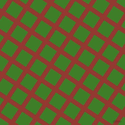 56/146 degree angle diagonal checkered chequered lines, 19 pixel line width, 54 pixel square size, Thunderbird and Bilbao plaid checkered seamless tileable
