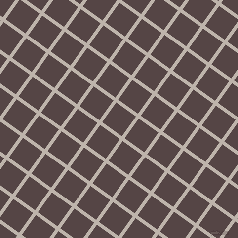 54/144 degree angle diagonal checkered chequered lines, 7 pixel lines width, 49 pixel square size, Tide and Woody Brown plaid checkered seamless tileable