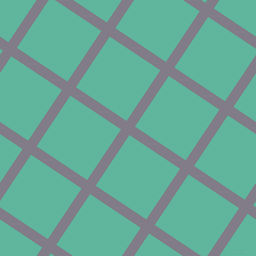 56/146 degree angle diagonal checkered chequered lines, 20 pixel line width, 120 pixel square size, Topaz and Keppel plaid checkered seamless tileable