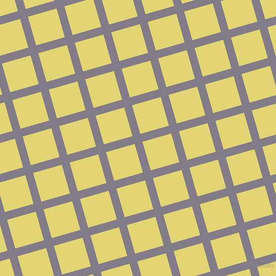 16/106 degree angle diagonal checkered chequered lines, 16 pixel lines width, 59 pixel square size, Topaz and Wild Rice plaid checkered seamless tileable
