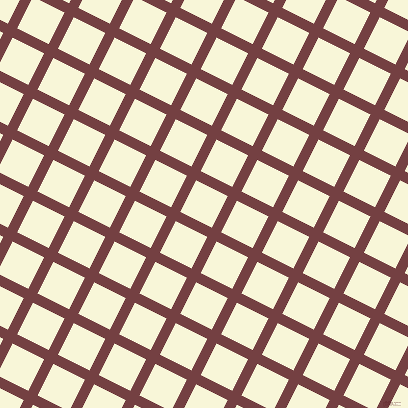 63/153 degree angle diagonal checkered chequered lines, 21 pixel line width, 72 pixel square size, Tosca and White Nectar plaid checkered seamless tileable