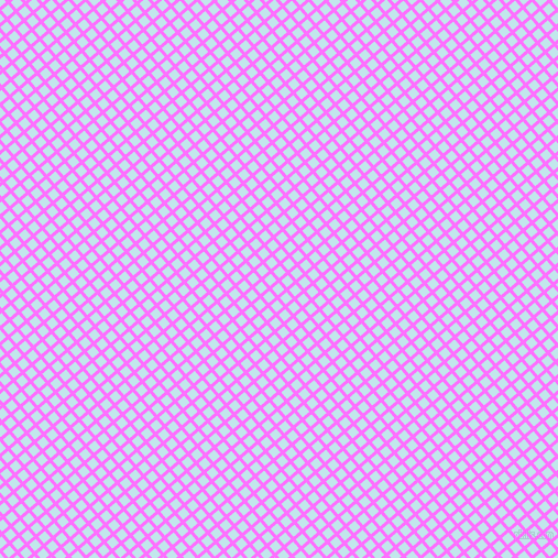 41/131 degree angle diagonal checkered chequered lines, 3 pixel line width, 8 pixel square size, Ultra Pink and Onahau plaid checkered seamless tileable