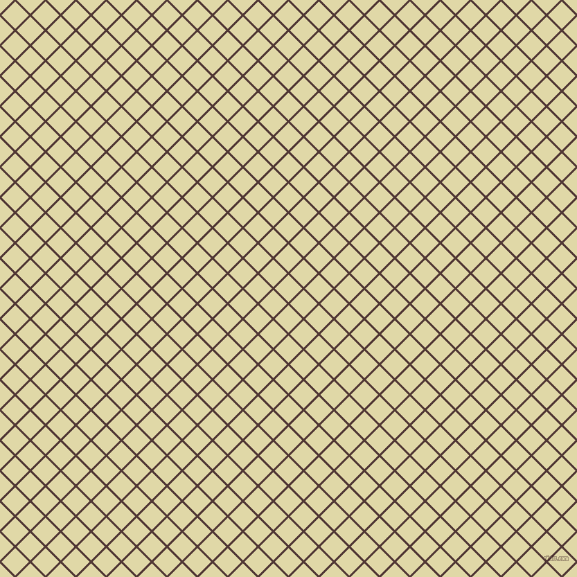 45/135 degree angle diagonal checkered chequered lines, 3 pixel line width, 28 pixel square size, Van Cleef and Mint Julep plaid checkered seamless tileable