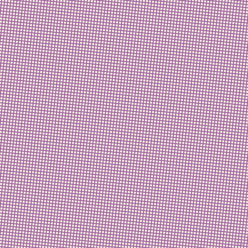 84/174 degree angle diagonal checkered chequered lines, 3 pixel line width, 7 pixel square size, Violet Blue and White Linen plaid checkered seamless tileable