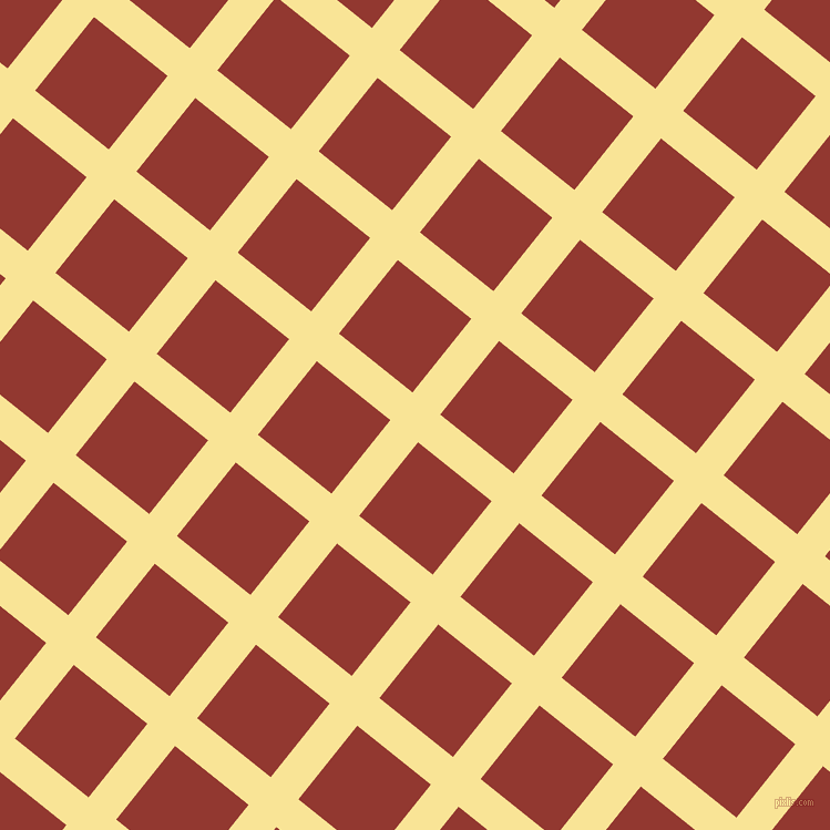 51/141 degree angle diagonal checkered chequered lines, 32 pixel lines width, 85 pixel square size, Vis Vis and Thunderbird plaid checkered seamless tileable
