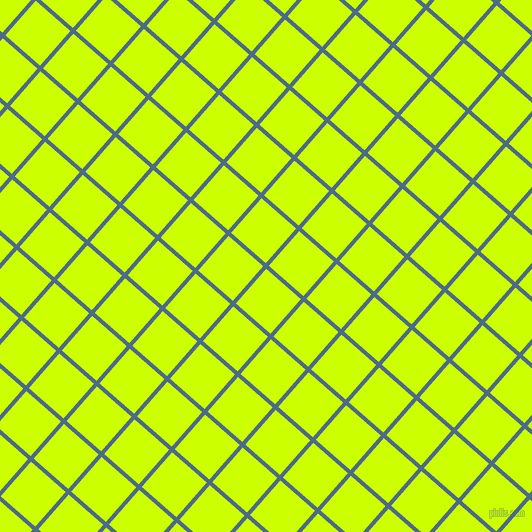 49/139 degree angle diagonal checkered chequered lines, 4 pixel line width, 46 pixel square sizeWedgewood and Electric Lime plaid checkered seamless tileable