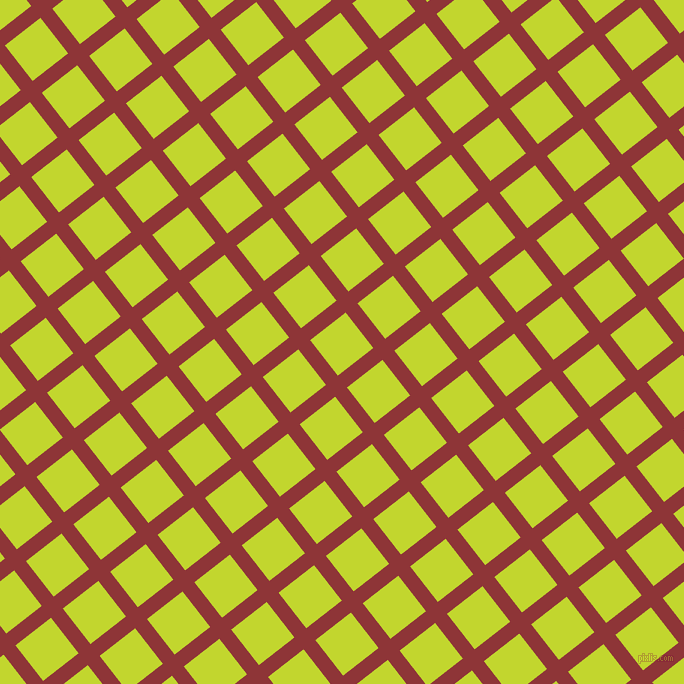 38/128 degree angle diagonal checkered chequered lines, 15 pixel lines width, 45 pixel square size, Well Read and Fuego plaid checkered seamless tileable