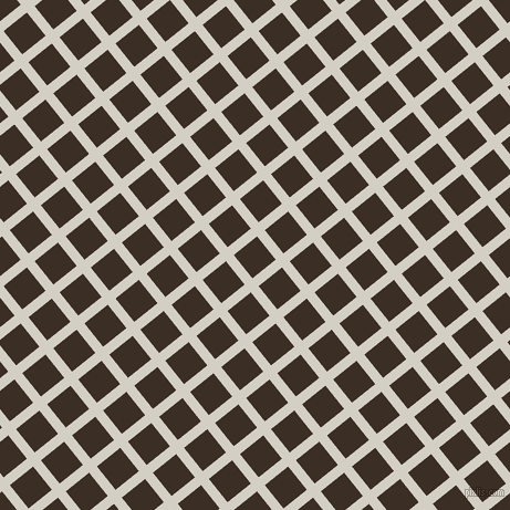 39/129 degree angle diagonal checkered chequered lines, 9 pixel lines width, 27 pixel square size, Westar and Sambuca plaid checkered seamless tileable