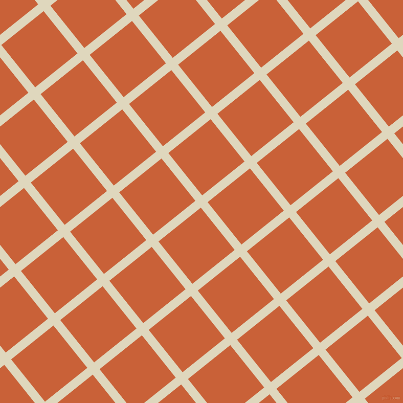 39/129 degree angle diagonal checkered chequered lines, 17 pixel line width, 106 pixel square size, Wheatfield and Ecstasy plaid checkered seamless tileable