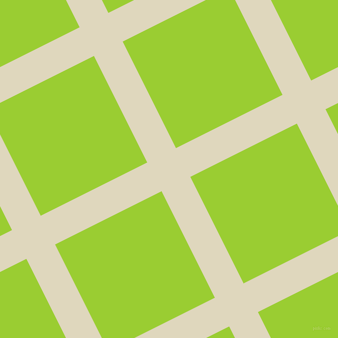 27/117 degree angle diagonal checkered chequered lines, 63 pixel lines width, 234 pixel square sizeWheatfield and Yellow Green plaid checkered seamless tileable