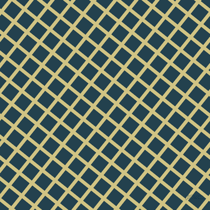 51/141 degree angle diagonal checkered chequered lines, 7 pixel line width, 26 pixel square size, Winter Hazel and Green Vogue plaid checkered seamless tileable
