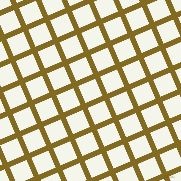 23/113 degree angle diagonal checkered chequered lines, 18 pixel lines width, 62 pixel square size, Yukon Gold and Twilight Blue plaid checkered seamless tileable