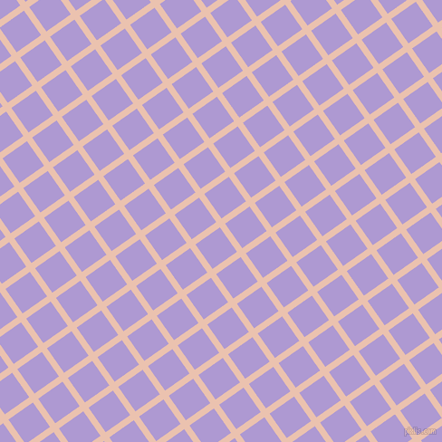 35/125 degree angle diagonal checkered chequered lines, 7 pixel line width, 33 pixel square size, Zinnwaldite and Biloba Flower plaid checkered seamless tileable